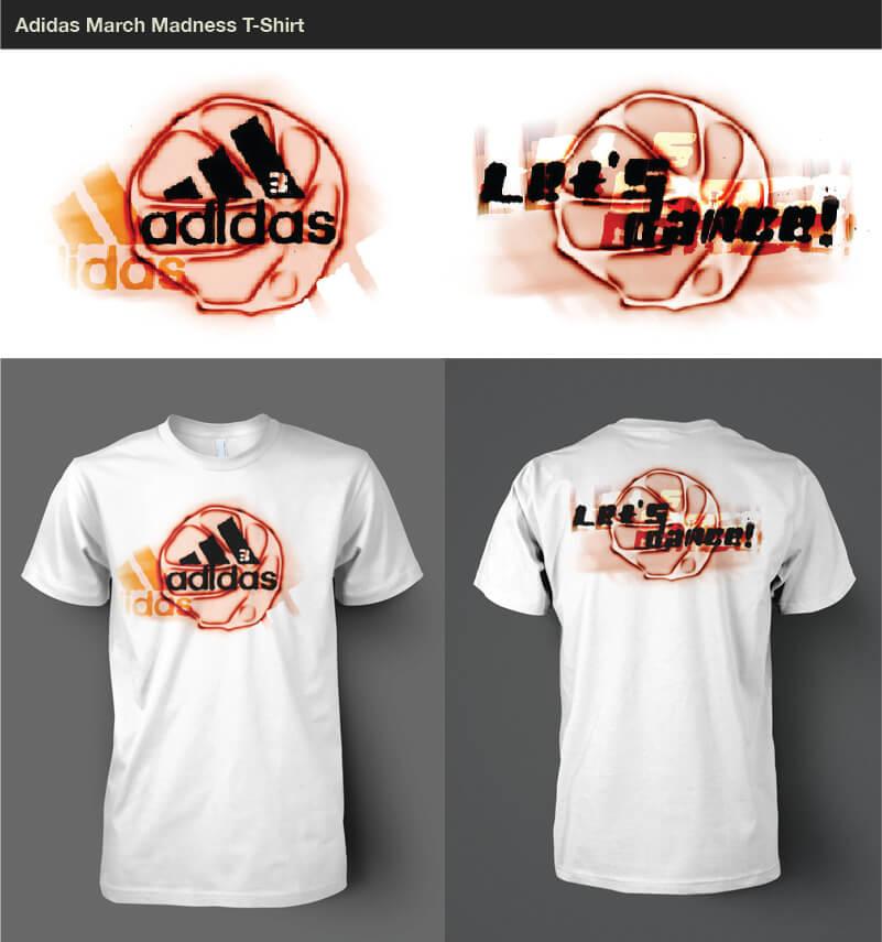 MattTurney_AdidasMarchMadness_T-Shirt